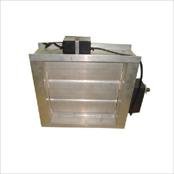 """Ripening Automatic Dampers 10""""x10""""X5"""""""