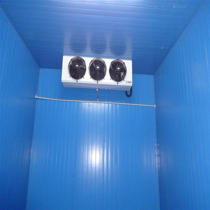 "Evaporator Unit for Cold Room 18""X3 fan"