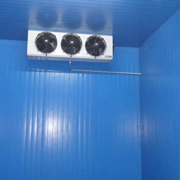 "Evaporator Unit for Cold Room 12""X3 fan"