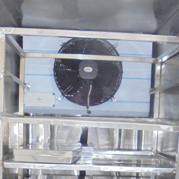 "Evaporator Unit for Cold Room 14""X1 fan"