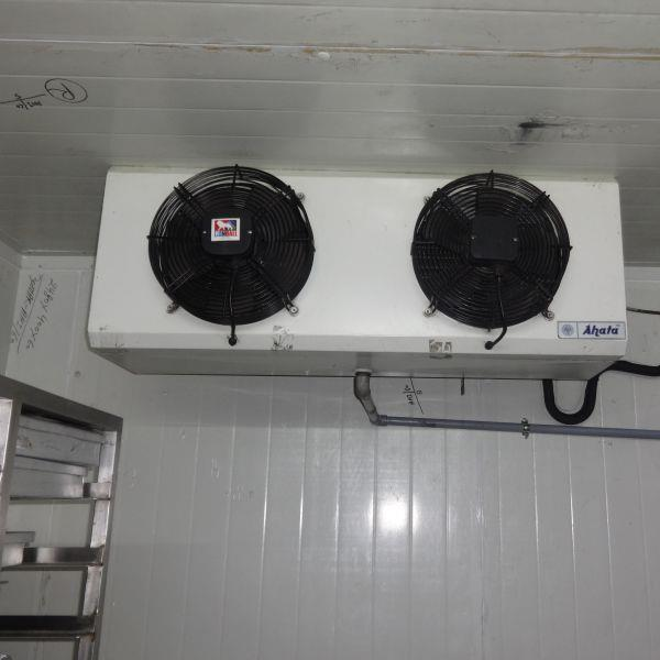 "Evaporator Unit for Cold Room 18""X2 fan"
