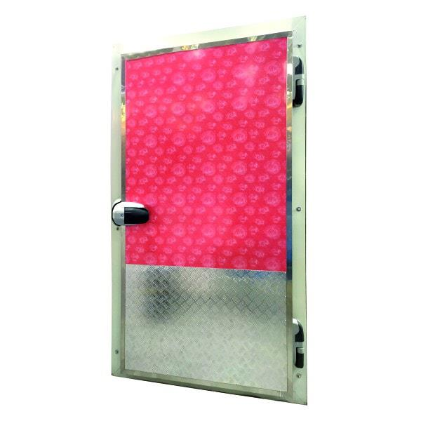 Cold Room Door Overlap (900x1800mm) 80mm