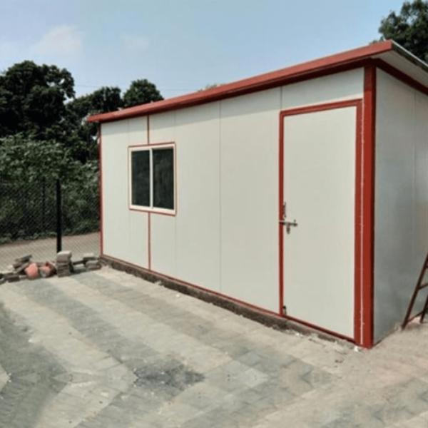 Prefabricated PUF Room