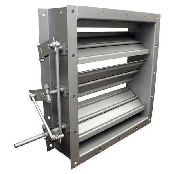 Stainless Steel Industrial HVAC Air Dampers