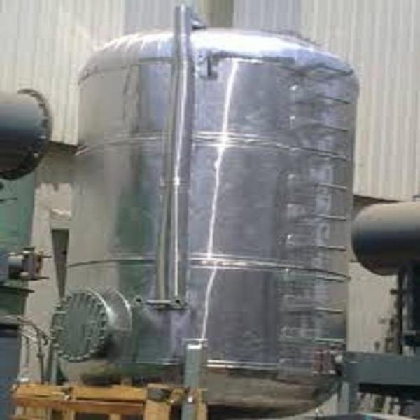 SS Vertical Electric Hot Water Boiler