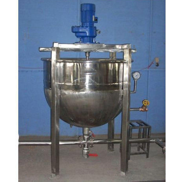 SS Steam Jacketed Kettle