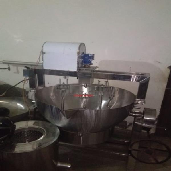 Khoya (Mava) Making Machine