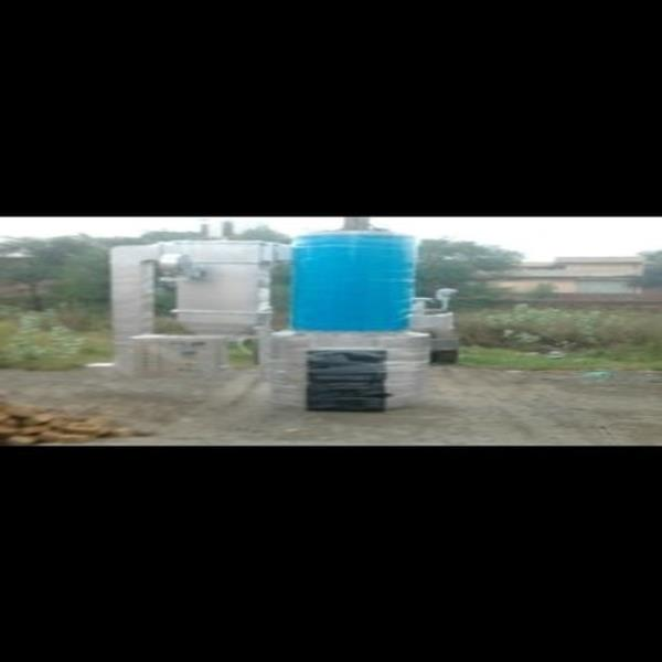 Thermo Fluid boiler