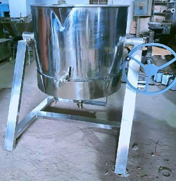 Jadi-buti processing kettle