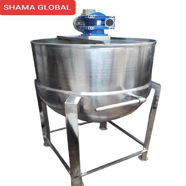 jacketed kettle Steam