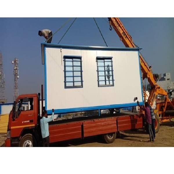 Steel Eco Portable Cabin