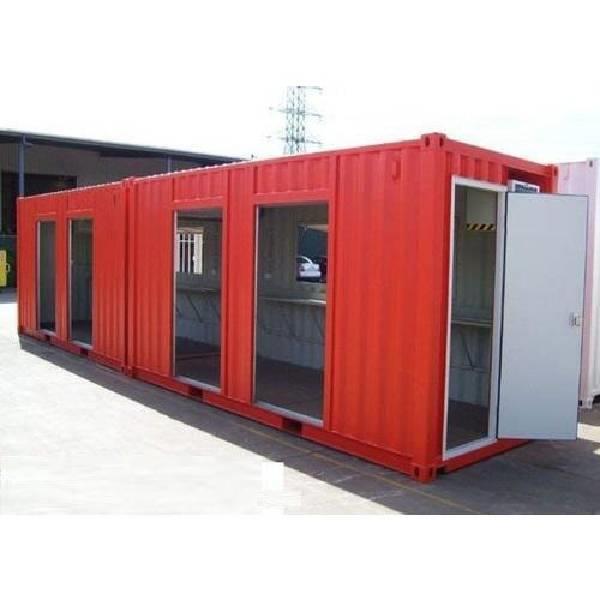 Steel Porta Cabins