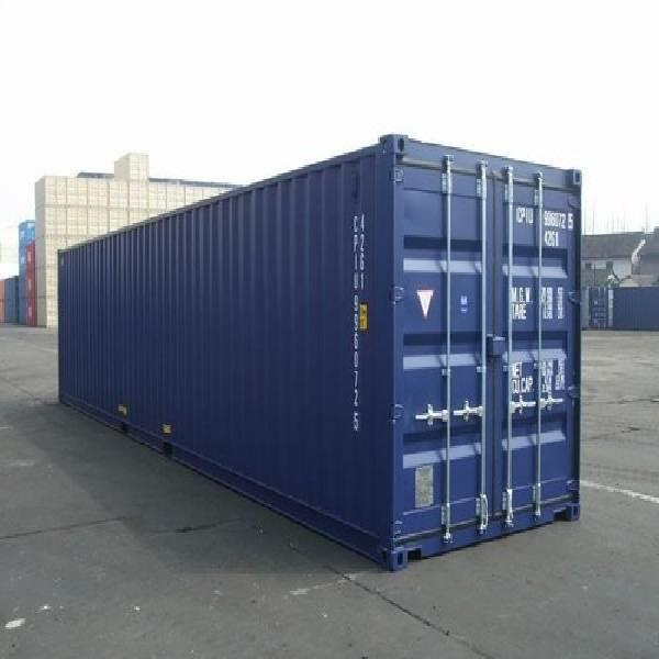 Storage Container /Old Shipping Container 40x8 Ft