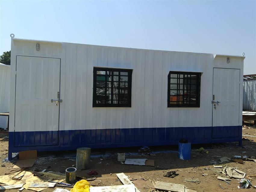 Construction Site Portable Cabin
