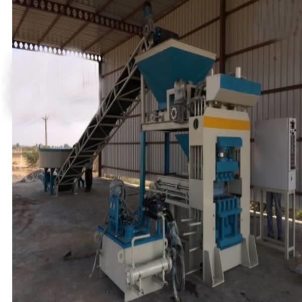 Fly Ash Brick Semi Automatic Plant l 4 KVT | FBM 700 | Cement  concrete Brick and Block Making Machine |  hydraulic bricks making machine | AKSHAR PRECAST INDUSTRIES