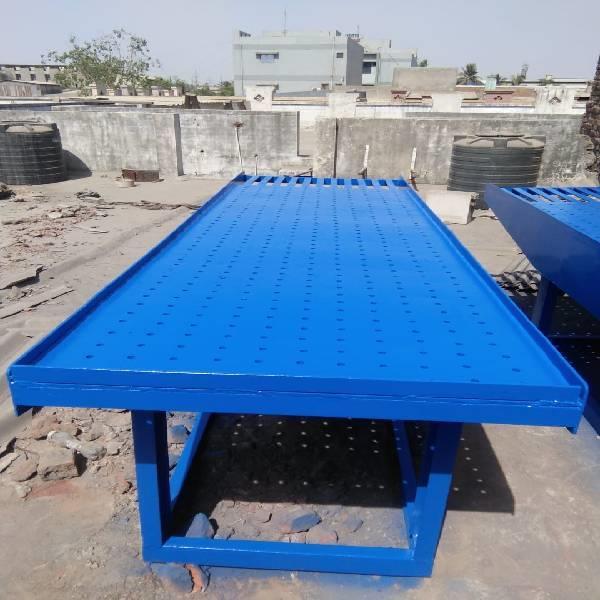 Table Vibrator for Paver block