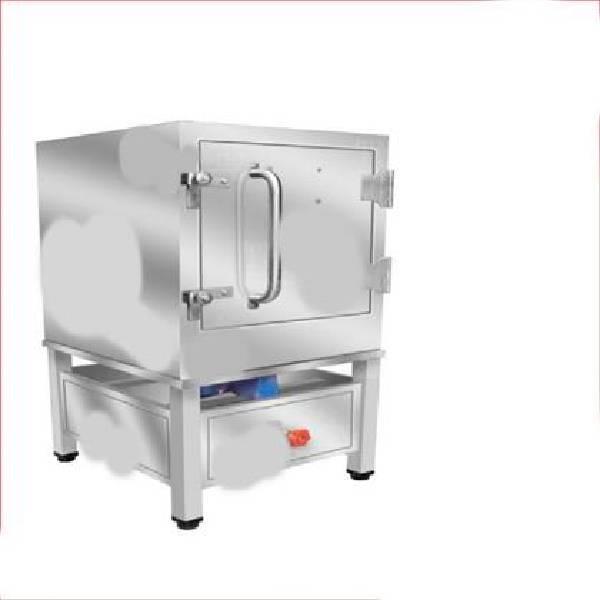 Live steam Dhokla Machine 8 tray