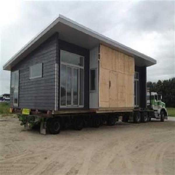 Steel Modular Portable farm house