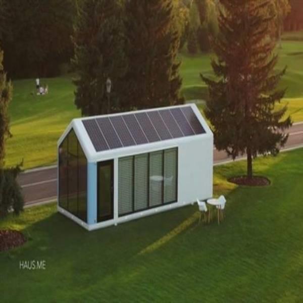 Steel Modular Prefabricated Smart House