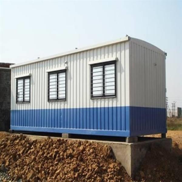 Rectangular Steel container site office