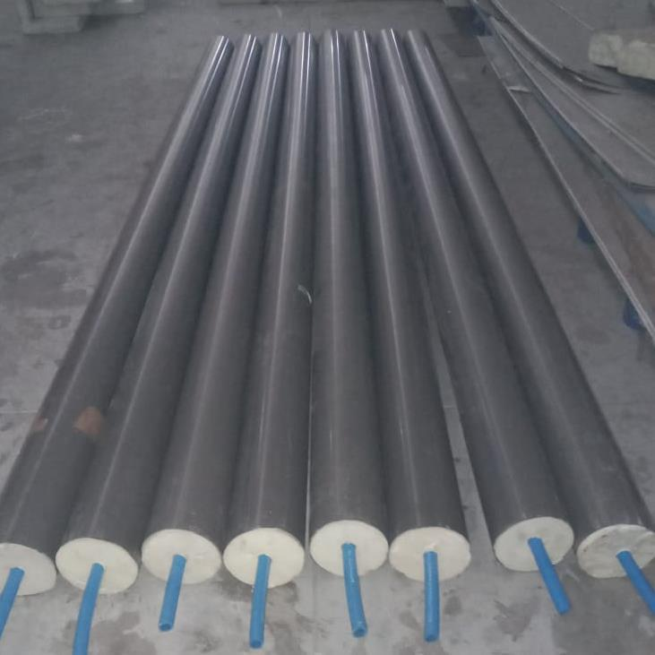 Puf insulated pipe