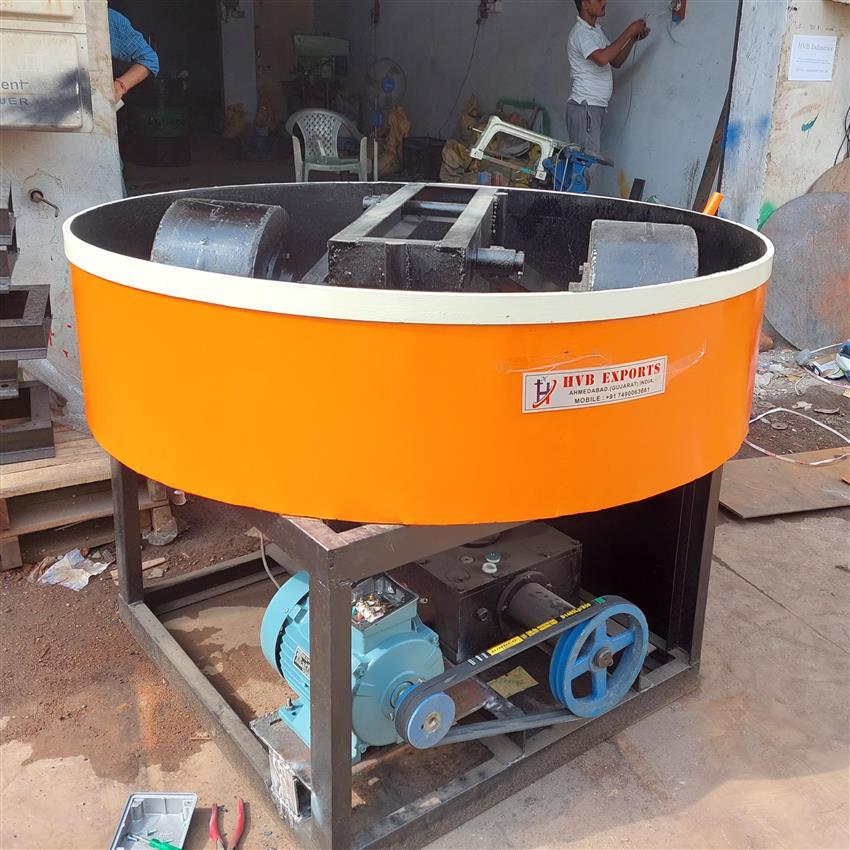 Pan concrete mixture, HVB-PAN, HVB Industries