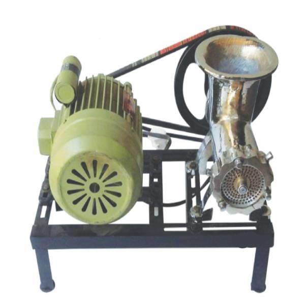 Chatani machie with motor & stand