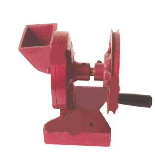 Hand dry fruit chips machine with motor