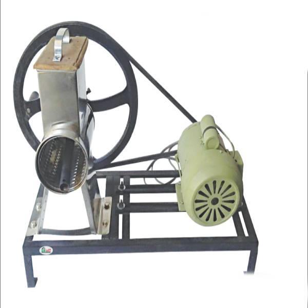 Kadukas Bhuka Machine With Motor & Stand
