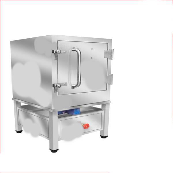 Live steam Dhokla Machine 6 tray