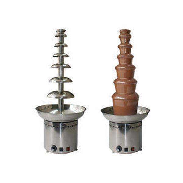 7 Layer Chocolate Fountain Machine
