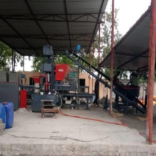 fully automatic Fly Ash Brick Making Machine / 10 KVT FBM 2100 | concrete bricks block making machine | Fully Automatic cement Ash Brick Machine | AKSHAR PRECAST INDUSTRIES