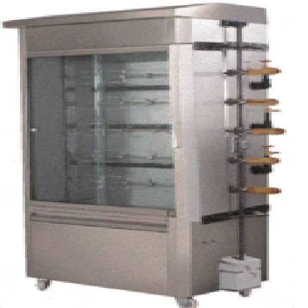 Chicken grill machine 15 bird