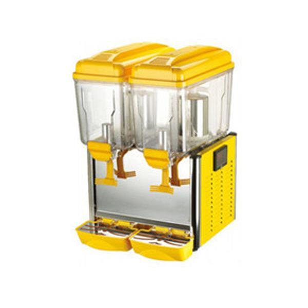 Double Bowl Juice Dispenser Machine