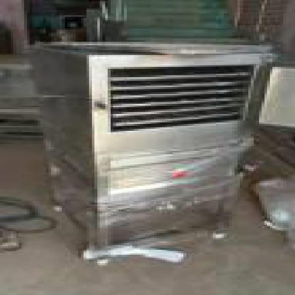Gas Idly box with stand and burner,Capacity 60 Idli