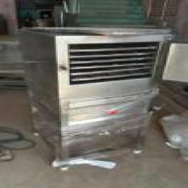 Gas Idly box with stand and burner,Capacity 100 Idli
