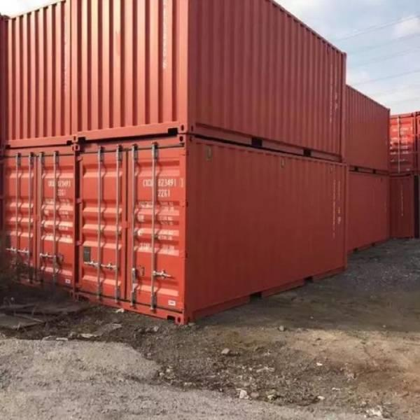 Storage Container /Old Shipping Container 20x8 Ft