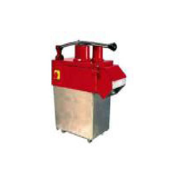 Vegetable cutting machine with 1 blade ,1 hp motor