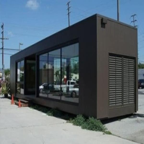 Steel Modular Prefabricated Houses