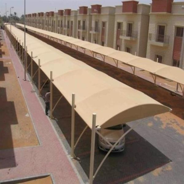 Dome Parking Canopy Shed