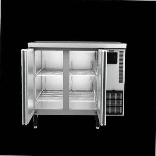 Under Counter Refrigerator (RTW-126MS4-GD)