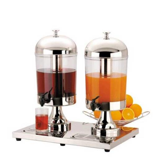 Double Juice Dispenser