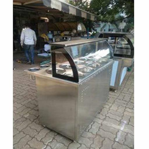 Bain Marie Display Counter