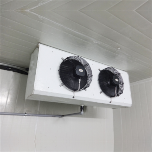 "Evaporator Unit for Cold Room 12""X2 Fan"