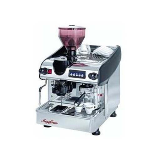 Coffee Machine Megacrem - 1 group with Grinder