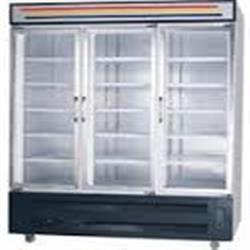 Upright Showcase Freezers