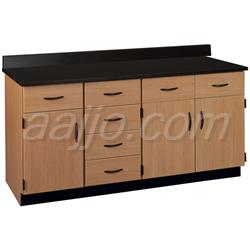 Work Counters With Doors