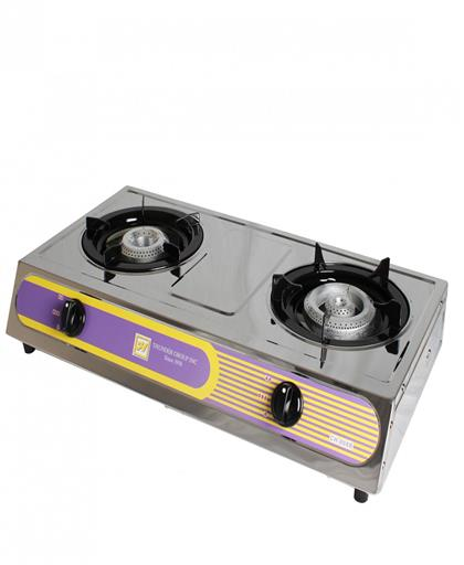 Cooking Range 2 Burner Chinese