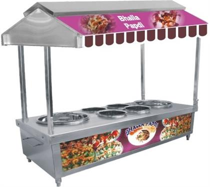 Bhalla Papdi Counter