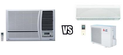 WINDOW AC OR SPLIT AC? WHICH ONE TO CHOOSE  AND WHY